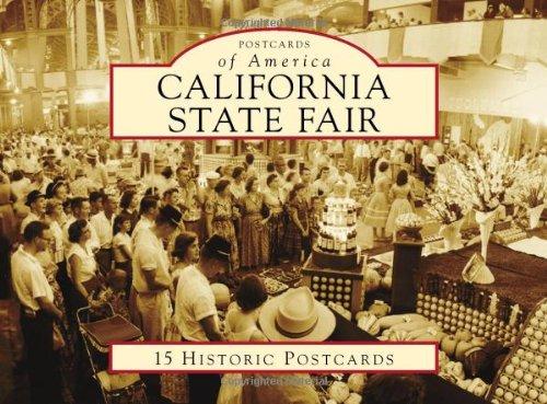 9780738581217: California State Fair (Postcards of America)