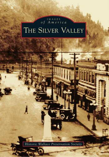 9780738581750: The Silver Valley (Images of America)