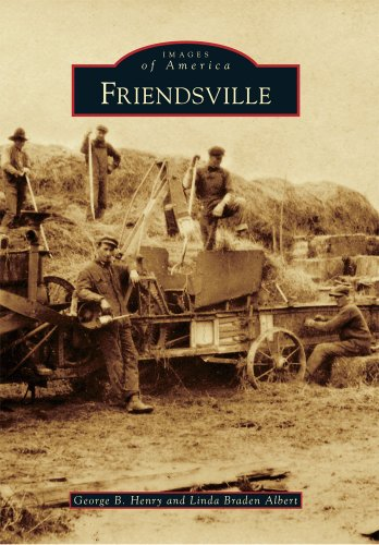 9780738582382: Friendsville (Images of America)