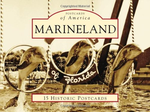 Marineland (Postcards of America (Looseleaf)): Cheryl Messinger