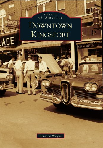 9780738582443: Downtown Kingsport (Images of America)