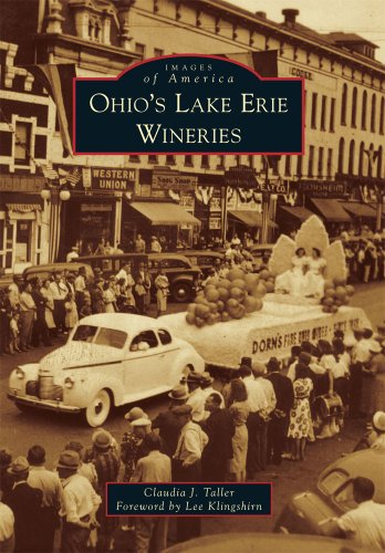 9780738582818: Ohio's Lake Erie Wineries (Images of America)