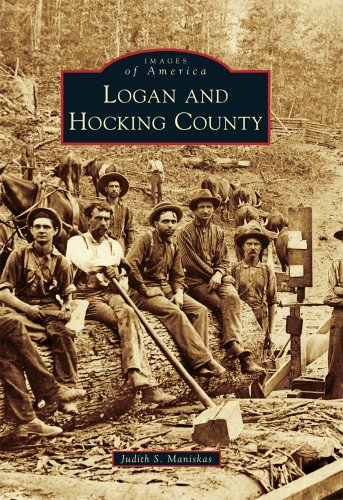 9780738582894: Logan and Hocking County (Images of America)