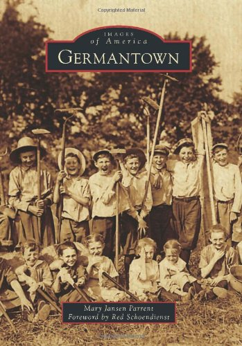 9780738582986: Germantown (Images of America)