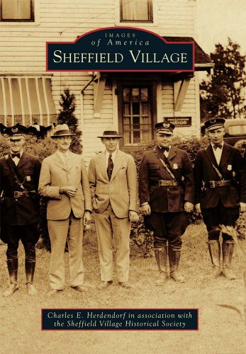 9780738583334: Sheffield Village (Images of America)