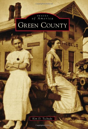 9780738583860: Green County (Images of America)