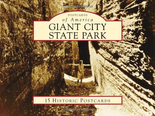 9780738583976: Giant City State Park (Postcards of America)