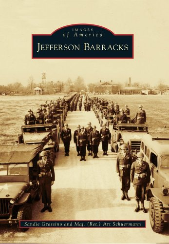 9780738584072: Jefferson Barracks (Images of America)