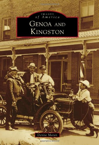 9780738584478: Genoa and Kingston (Images of America)