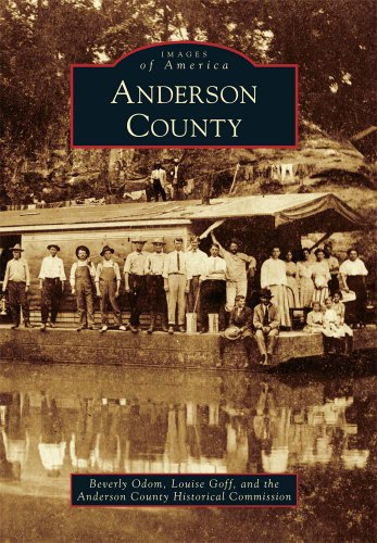 9780738584621: Anderson County (Images of America)