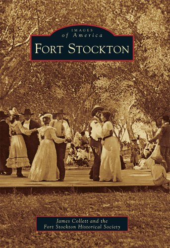 Fort Stockton (Paperback): James Collett, The
