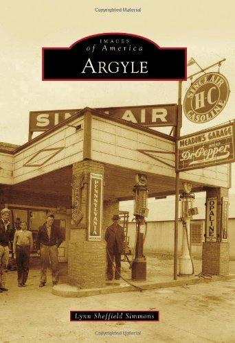 9780738584966: Argyle (Images of America)