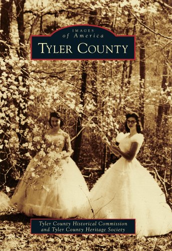 9780738584980: Tyler County (Images of America)