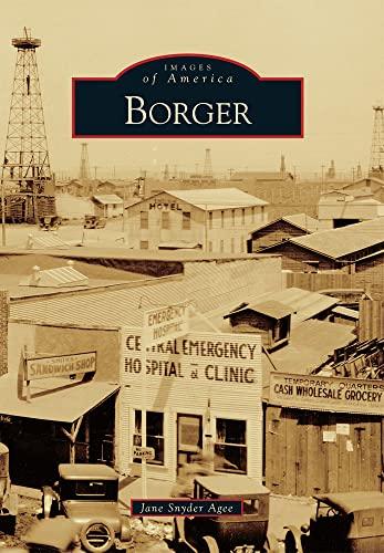 Borger: Agee, Jane Snyder