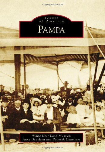 9780738585550: Pampa (Images of America)