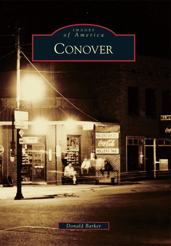 9780738585765: Conover (Images of America)