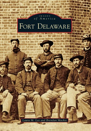 9780738585901: Fort Delaware (Images of America)