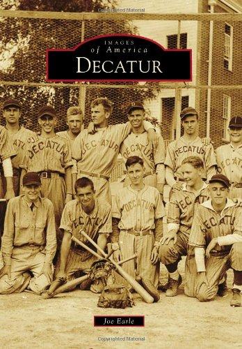 9780738586243: Decatur (Images of America Series)