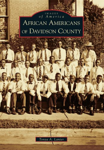 9780738586281: African Americans of Davidson County (Images of America)