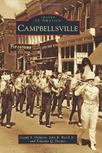 Campbellsville (Images of America): Joseph Y. DeSpain