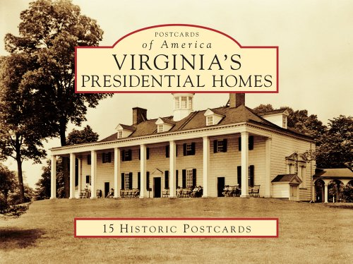 9780738586755: Virginia's Presidential Homes (Postcards of America)