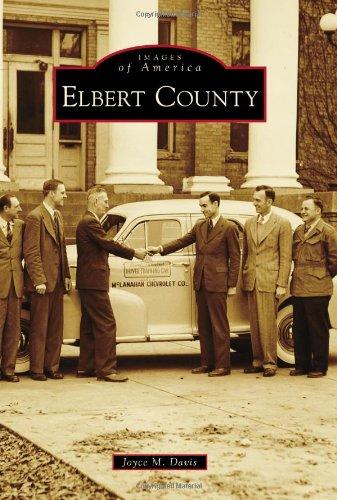 9780738587004: Elbert County (Images of America)