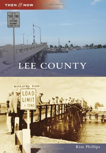 9780738587035: Lee County (Then and Now)