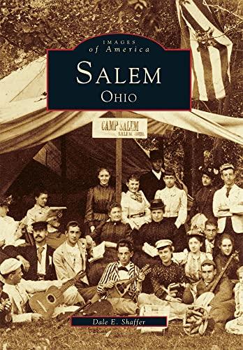 9780738587387: SALEM Ohio (Images of America)
