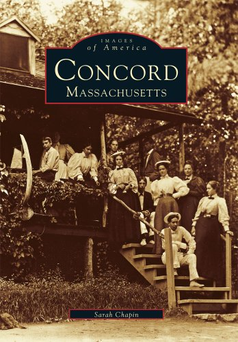 9780738587400: Concord, Massachusetts (Images of America Series)