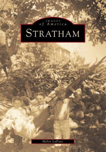 9780738587547: STRATHAM (Images of America)