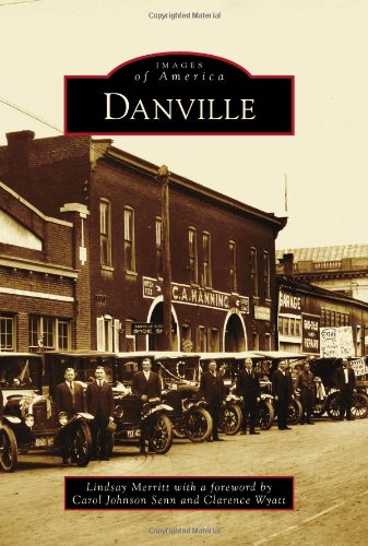 9780738587677: Danville (Images of America)