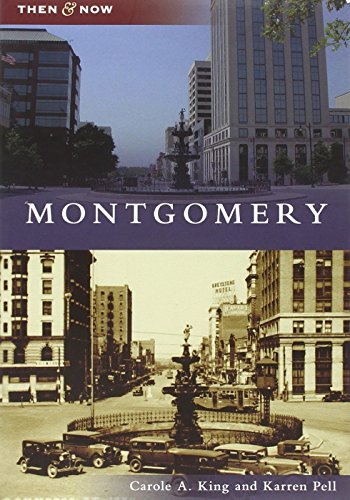 9780738587981: Montgomery (Then and Now)