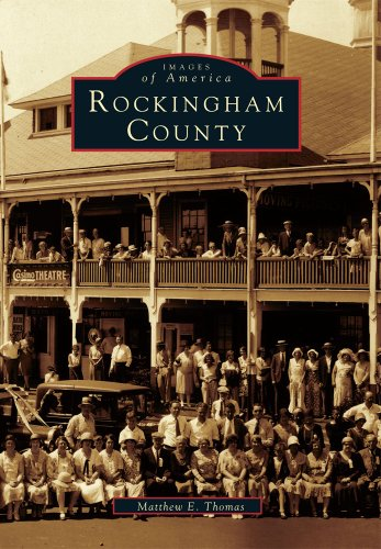 9780738588315: Rockingham County (Images of America)