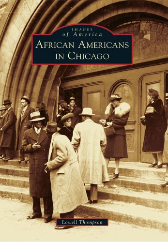 9780738588537: African Americans in Chicago (Images of America)