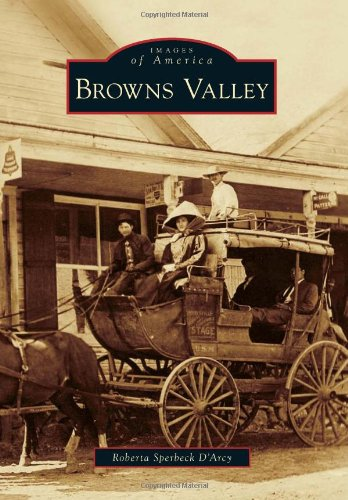 9780738588964: Browns Valley (Images of America)