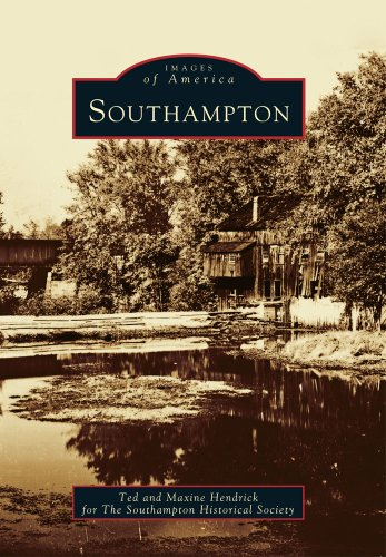9780738590035: Southampton (Images of America)