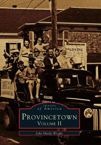 Provincetown, Massachusetts (Paperback): John Hardy Wright