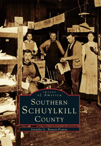9780738590301: Southern Schuylkill County (Images of America)