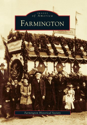 9780738590363: Farmington (Images of America)