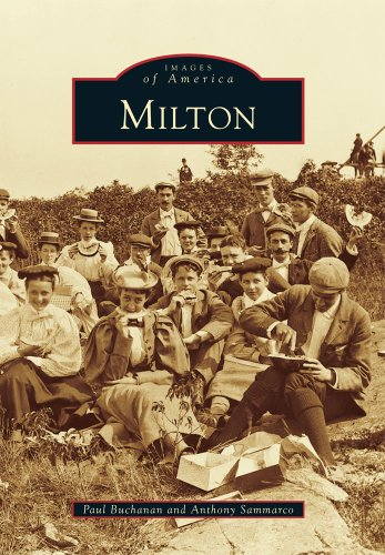 9780738590387: Milton (Images of America)