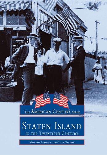 Staten Island in the Twentieth Century: Lundrigan, Margaret