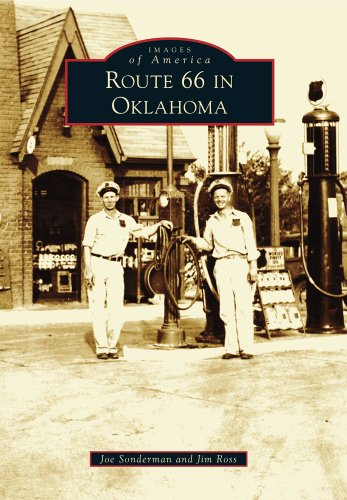 9780738590516: Route 66 in Oklahoma (Images of America)