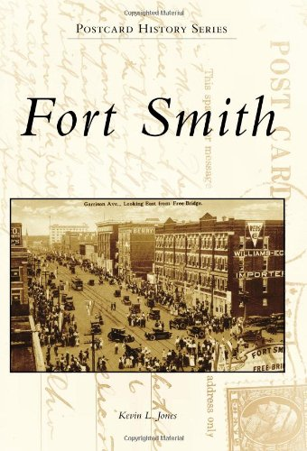 9780738590653: Fort Smith (Postcard History)