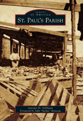 9780738591193: St. Paul's Parish (Images of America)