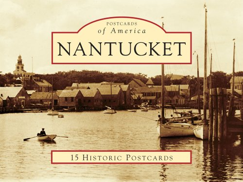 9780738591636: Nantucket (Postcards of America)