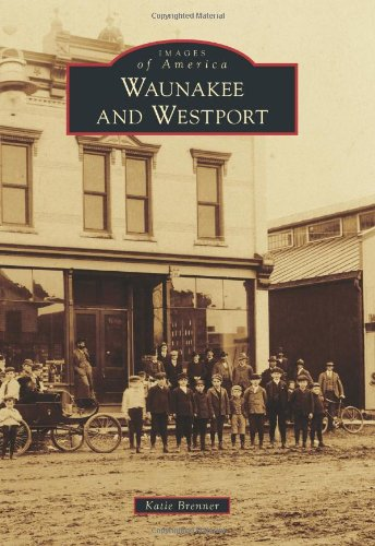 9780738591742: Waunakee and Westport (Images of America)