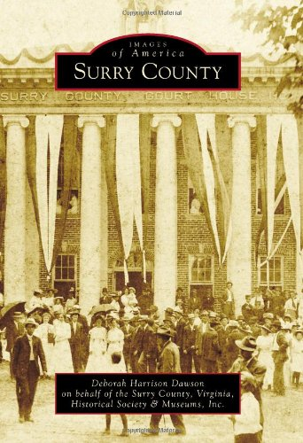 9780738592190: Surry County (Images of America)