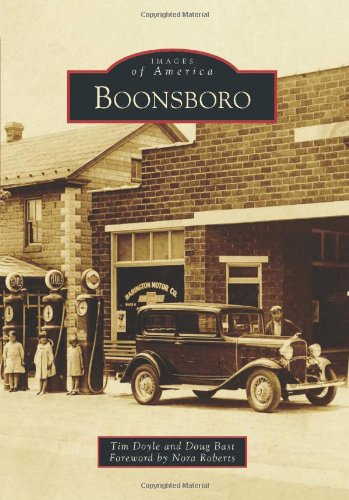 9780738592398: Boonsboro (Images of America)