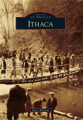 9780738592558: Ithaca (Images of America)
