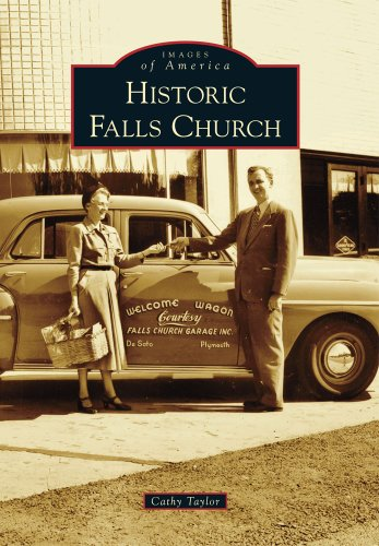 9780738592626: Historic Falls Church (Images of America)
